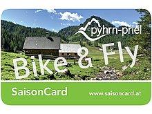 Pyhrn-Priel Bike & Fly Card